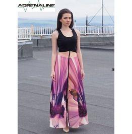 27fc8d00e6c Extravagant Long Dress Women Maxi Dress Plus Size Dress Long Print Dress