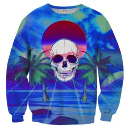 Paradise Skull Sweater From Mr. Gugu & Miss Go