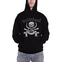 Motorhead Hooded Sweatshirt Official March Or Die Hoodie