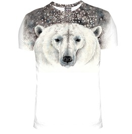 Bubble Bear T Shirt From Mr. Gugu & Miss Go