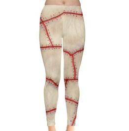 Sewn Up Doll Zombie Leggings
