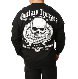 Original Outlaw Long Sleeve Mens Tee