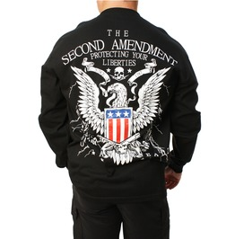 2nd Amendment Long Sleeve Mens Tee