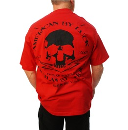 Outlaw Tee Red