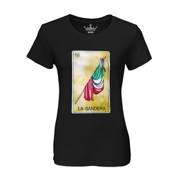 "Ladies ""La Bandera"" Tee"