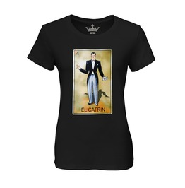 "Ladies ""El Catrin"" Tee"
