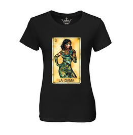 "Ladies ""La Dama"" Tee"