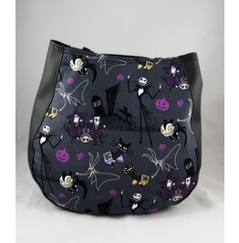 Nightmare Before Christmas Charla Over The Shoulder Purse