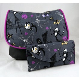 Nightmare Before Christmas Kelsi Ii Cross Body Purse With Wallet