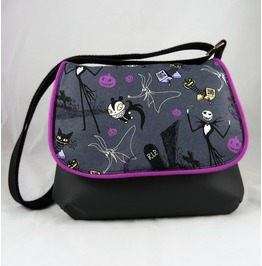 Nightmare Before Christmas Kelsi Ii Cross Body Purse