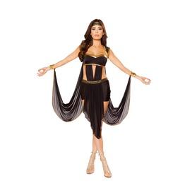 2 Pc Black Or White Greek Goddess Cosplay Fetish Halloween Costume $9 Ship