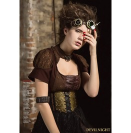 Vintage Steampunk Fashion Wasitband