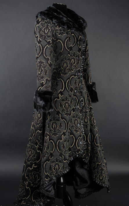 rebelsmarket_ladies_black_or_red_jacquard_victorian_gothic_long_winter_coat_9_to_ship_coats_8.jpg