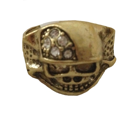 Cool Crystal Skull Design Ring Size 18_Rings_2.jpg