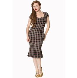 Banned Apparel Elvis Ain't Dead Swing Dress