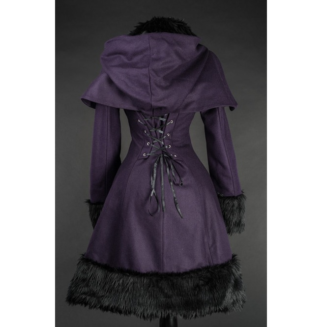 rebelsmarket_ladies_red_gray_purple_black_faux_fur_trim_warm_wool_winter_coat_9_to_ship_coats_7.jpg