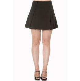 Banned Apparel Daylight Awaits Skirt Black And Purple