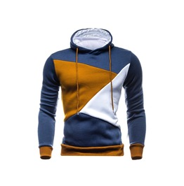 Mens Multi Color Casual Hoodies