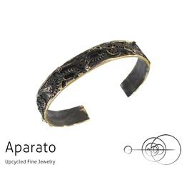 Steampunk Partial Gear Brass Bracelet