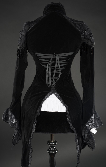 rebelsmarket_ladies_black_velvet_lace_victorian_gothic_tailcoat_jacket_9_cheap_shipping_jackets_2.jpg
