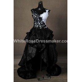 Gothic Wedding Dress Gown Made To Measure Handmade In 4 8 Weeks Beautiful