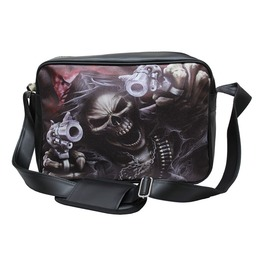 Spiral Messenger Shoulder Bag Assassin