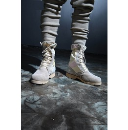 Mens Desert Military Combat Boots