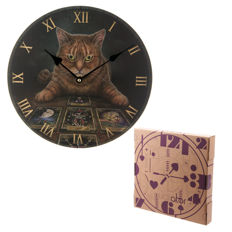 Egg n chips london decorative fantasy cat and tarot cards for Decorative tarot cards