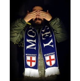 "Morrissey Blue 58x9"" Scarf"