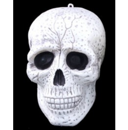 Handcraft Hallowmas Big Skull Resin Decorate Kl 2