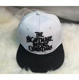 Skull Hat Letter Hip Hop Cap A16