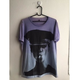 Kate Moss Pop Rock Indie Fashion Tie Dye T Shirt L