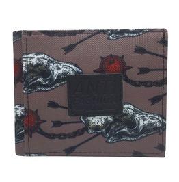 Antifashion Fossil Print Wallet