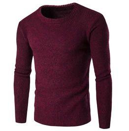 Men's Autumn Casual Pullover