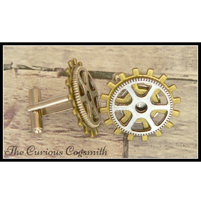 rebelsmarket_steampunk_cuff_link_set_with_silver_plated_cog_on_bronze_cog_cufflinks_6.jpg