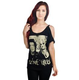 Too Fast Love Kills Damnation T Shirt