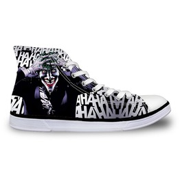 Joker Shoes High Top Shoes Canvas Shoes Women Shoes Men Shoes