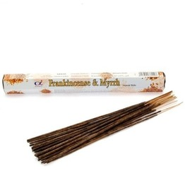 Stamford Frankincense & Myrrh Incense Sticks,Gothic Incense,Pagan,Wiccan