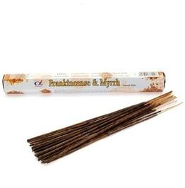 Stamford Frankincense & Myrrh Incense Sticks,Gothic Incense,Pagan,Wiccan