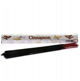 Stamford Cinnamon Incense Sticks,Gothic Incense,Witchcraft,Pagan,Wiccan