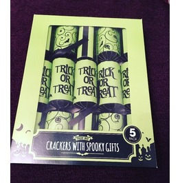 Spooky Crackers, Black Christmas,Halloween Party,Trick Or Treat