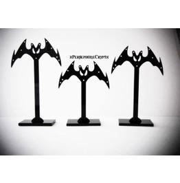 Bat Jewellery Stand Set,Halloween,Gothic Jewellery,Gothic Bat,Set Of 3