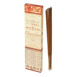 Stamford Goloka Chandan Masala Incense Sticks Chandan Hand Rolled Masala