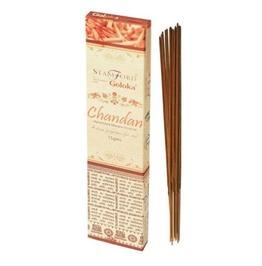 Stamford Goloka Chandan Masala Incense Sticks Chandan Hand Rolled Masala