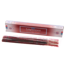 Nag Champa Enlightenment Incense Sticks,Goth,Pagan,Wiccan,Satya Sai Baba
