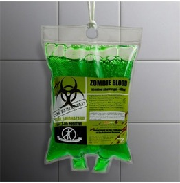 Zombie Shower Gel,Horror, Gore, Zombies, Zombie Blood, Walking Dead