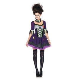 Frankenstein's Bride Costume Xs Only