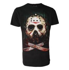 Jason T Shirt Friday The 13th