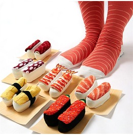 Sushi Socks Calcetines Wh167