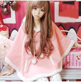 Princess Cloak / Capa Princesa Wh174
